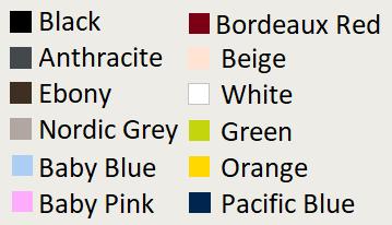 Audio Processor Colours